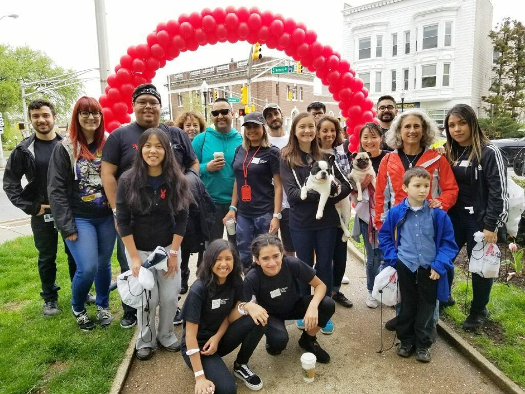 Photo of Team Zufall at New Jersey AIDS Walk 2018 in Morristown